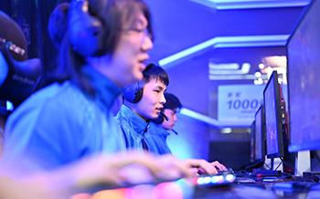 电竞正式入选杭州亚运会,冲啊,少年人